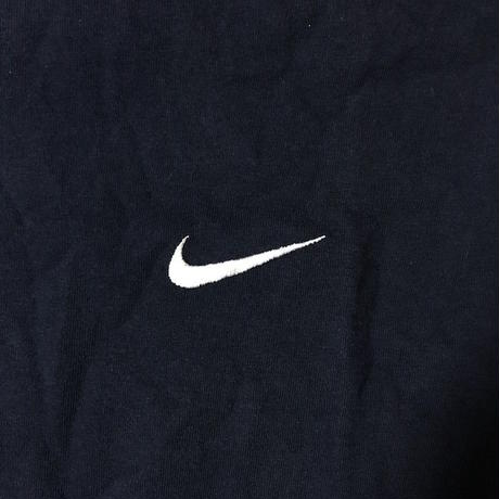 【USED】90'S NIKE SWOOSH ONE POINT T-SHIRT