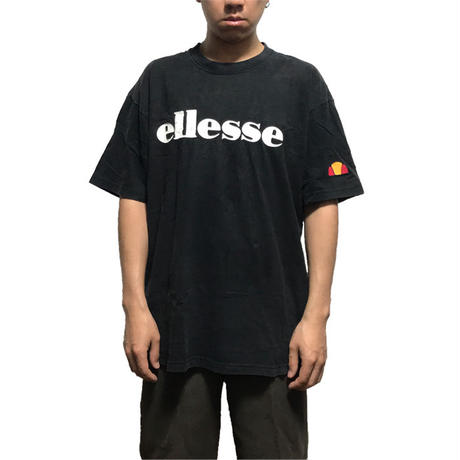 【USED】90'S ELLESSE OLD T-SHIRT