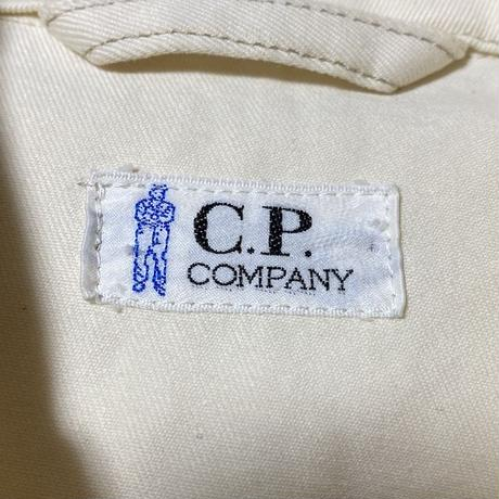 【USED】90'S C.P.COMPANY COTTON JACKET