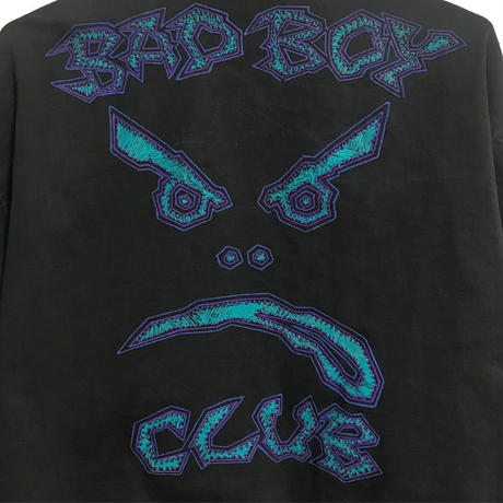 【USED】80'S LIFE'S A BEACH BAD BOY CLUB JACKET