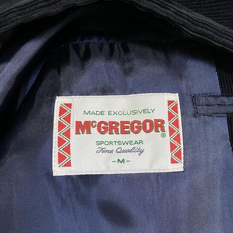 【USED】00'S MCGREGOR CORDUROY JACKET
