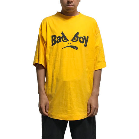【USED】90'S-00'S BAD BOY OVERSIZED T-SHIRT