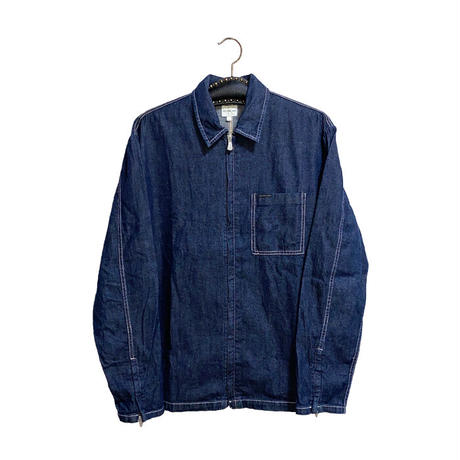 【USED】90'S-00'S CK CALVIN KLEIN JEANS DENIM SHIRT JACKET