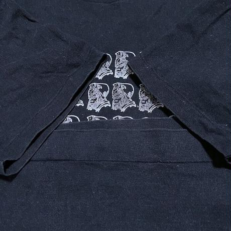 【USED】90'S A BATHING APE GENERAL APE T-SHIRT
