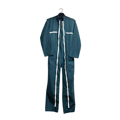【USED】80'S-90'S FRENCH WORK JUMPSUIT