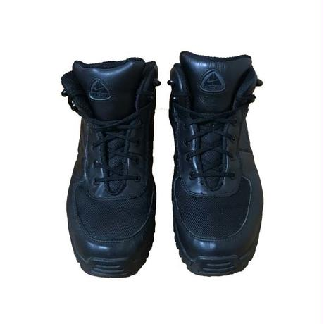 【USED】NIKE ACG SNEAKER BOOTS BLACK