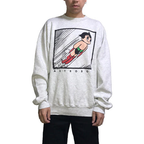 【USED】90'S  ASTRO BOY SWEAT SHIRT