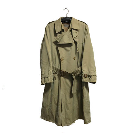 【USED】70'S OLD BROOKS BROTHERS  TRENCH COAT