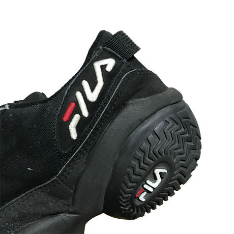 【USED】90'S FILA CATERPILLAR SOLE SNEAKERS US:7