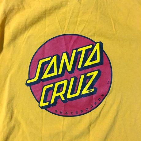 【USED】90'S SANTA CRUZ T-SHIRT