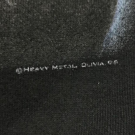 【USED】90'S HEAVY METAL OLIVIA SWEATSHIRT