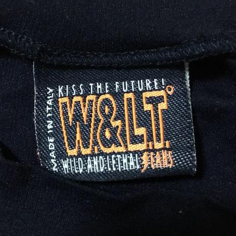 【USED】90'S W&LT POLYAMID L/S T-SHIRT