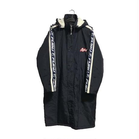 【USED】90'S FUBU SPORTS OVERCOAT