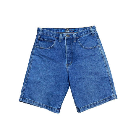 【USED】90'S  VOLCOM DENIM SHORTS MADE IN U.S.A.