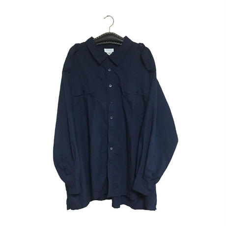 【USED】KING SIZE 6XL WORK SHIRT