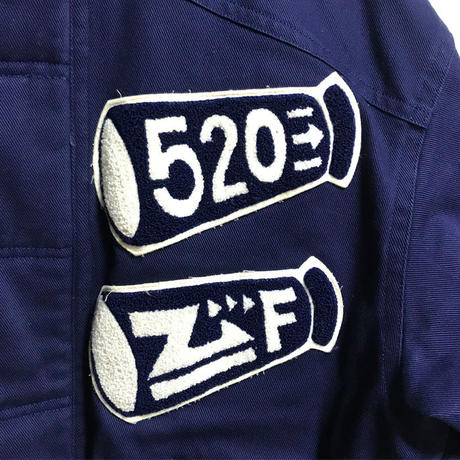 【USED】90'S KANSAI O2 VARSITY JACKET