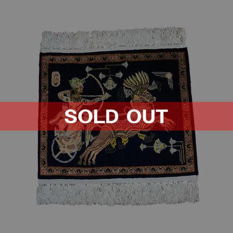 【USED】VINATGE EGYPTIAN CARPET
