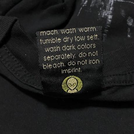 """【USED】90'S ALIEN WORKSHOP """"ALIEN WARS & ALIEN GORDON"""" T-SHIRT"""