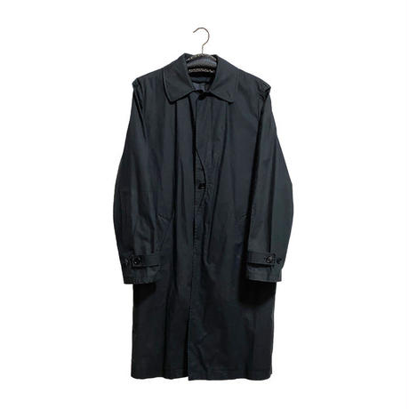 【USED】90'S  HELMUT LANG STAND FALL COLLAR COAT