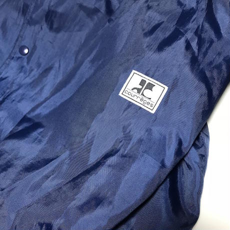 【USED】90'S COURRÈGES 2-WAY JACKET
