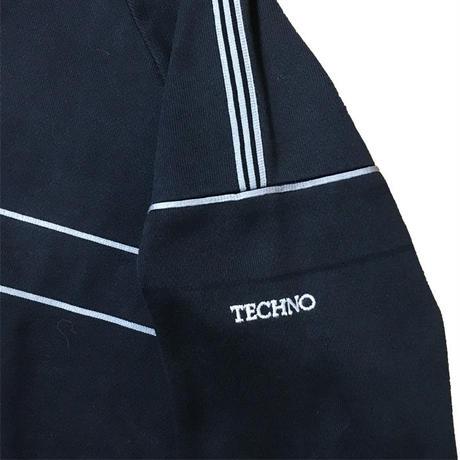 "【USED】80'S ADIDAS SWEATSHIRT ""TECHNO"""