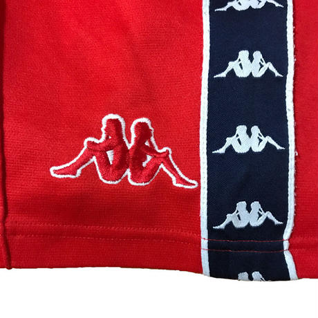 【USED】90'S KAPPA TRACK SHORTS