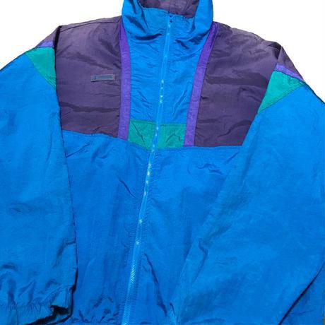 【USED】90'S  COLUMBIA NYLON JACKET