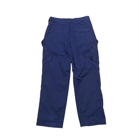 【USED】90'S-00'S BRITISH ARMY ROYAL NAVY COMBAT TROUSERS  (⑥ 4.)