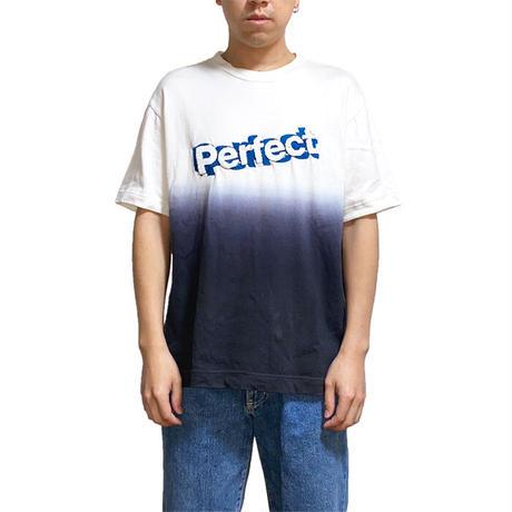 "【USED】BERNHARD WILLHELM BEAD EMBROIDERY T-SHIRT ""PERFECT"""