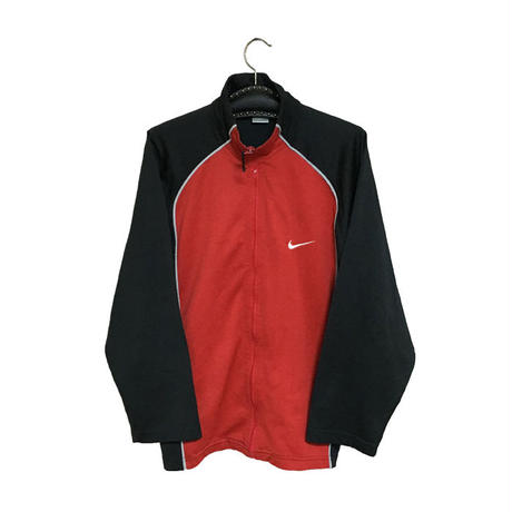 【USED】90'S NIKE TRACK JACKET BASKET BALL