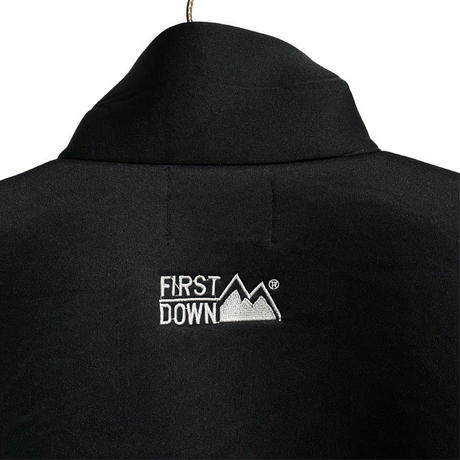 【USED】90'S FIRST DOWN NEOPRENE PULLOVER