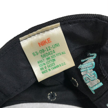 【USED】90'S NIKE JUST DO IT CAP