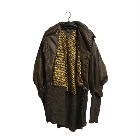 【USED】90'S ANGLOMANIA BOMBER JACKET