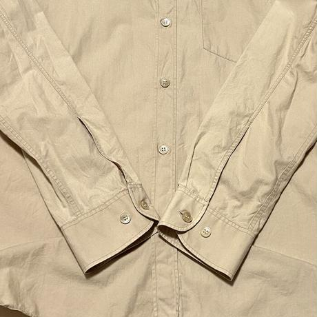 【USED】90'S HELMUT LANG SHIRT OFF WHITE