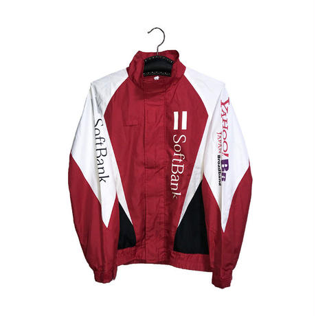 【USED】SOFTBANK × YAHOO!BB STAFF JACKET