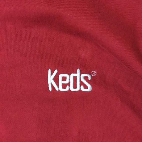 【USED】90'S KEDS EMBROIDERY PARKA