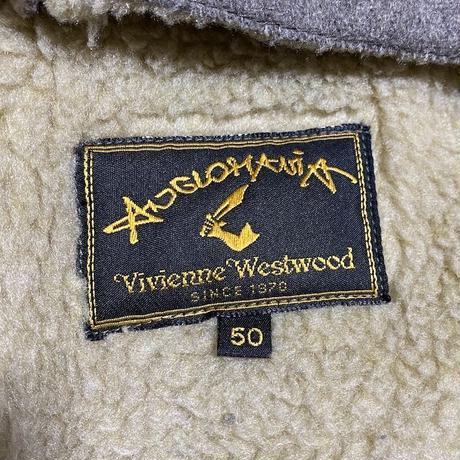【USED】90'S  ANGLOMANIA VIVIENNE WESTWOOD CHICO JACKET