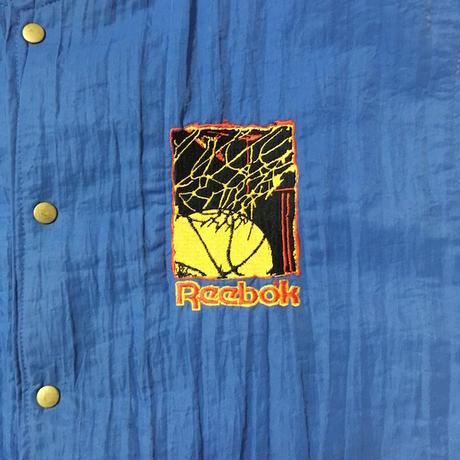 【USED】90'S REEBOK BASKET BALL NYLON BLOUSON