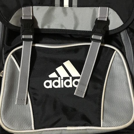 【USED】90'S ADIDAS BACKPACK
