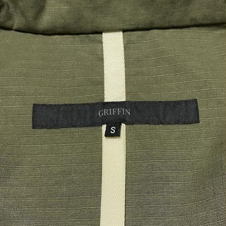 【USED】00'S GRIFFIN DEFORMED JACKET