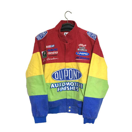 【USED】90'S RACING COTTON BLOUSON