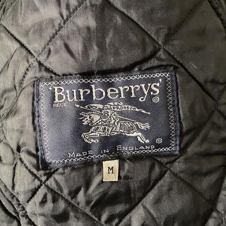 【USED】90'S BURBERRYS NOVA CHECK BLOUSON MADE IN ENGLAND