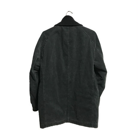 【USED】90'S  CK CALVIN KLEIN JEANS CORDUROY  BOBMER COAT