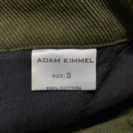 【USED】ADAM KIMEL  BIAS CORDUROY WORK PANTS
