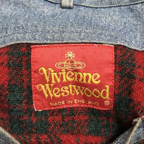 【USED】80'S VIVIENNE WESTWOOD 1988-89 A/W TIME MACHINE TROUSERS