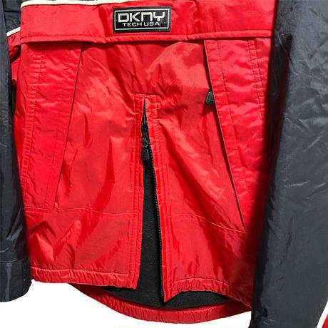 【USED】90'S DKNY ACTIVE TECH USA ANOLAK