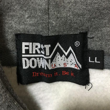 【USED】00'S FIRST DOWN PARKA