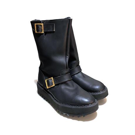 【USED】90'S  VIVIENNE WESTWOOD × GEORGE COX FRAME BUCKLE BOOTS