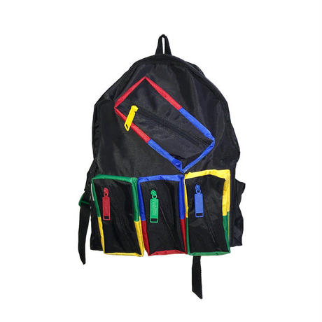 【USED】90'S UNITED COLORS OF BENETTON BACKPACK