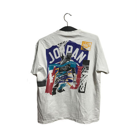 【USED】90'S NIKE MICHALE JORDAN T-SHIRT
